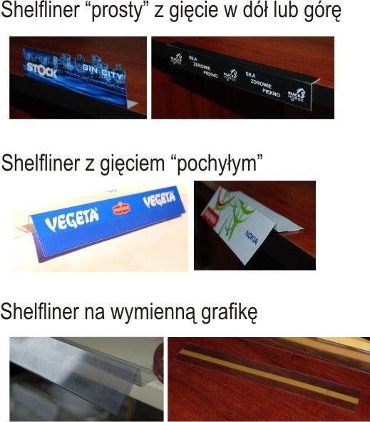 shelflinery różne rodzaje