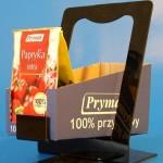 stojak na kartonik produktowy
