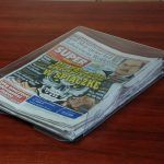 pojemnik na gazety