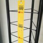 biedronka, żółty pp, z nadrukiem, 12 haczyków (2)